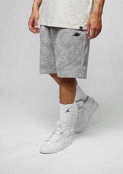 Sport-Shorts Fadeaway matte silver