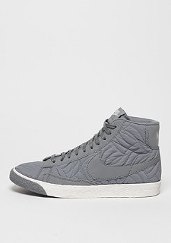Schuh Blazer Mid-Top Premium SE cool grey/cool grey/ivory