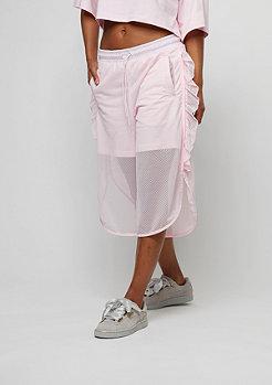 Puma Xtreme Mesh Frill Shorts pastel pink