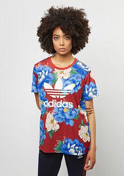 T-Shirt C BF Trefoil multicolor