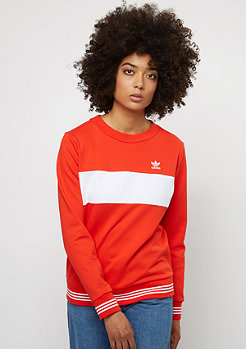 Sweatshirt core red