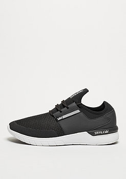 Supra Flow Run black/black/white