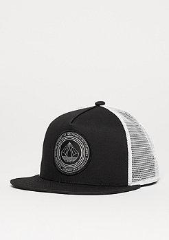 Trucker-Cap FB black/white