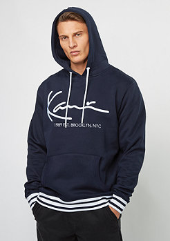Karl Kani Hooded-Sweatshirt retro navy
