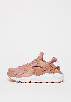 NIKE Schuh Wmns Air Huarache Run dusted clay/white/gum yellow