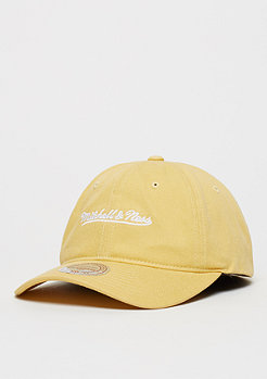 Mitchell & Ness Baseball-Cap Chukker lemon