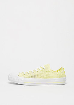 Converse Schuh Chuck Taylor All Star Ox lemon haze/fresh yellow/white