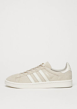 adidas Schuh Campus clear brown/off white/chalk white
