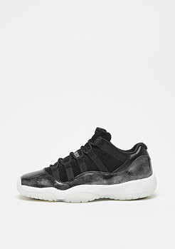 Air Jordan 11 Low Retro black/white/metallic/silver