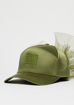 Puma Bow Cap Net olive branch