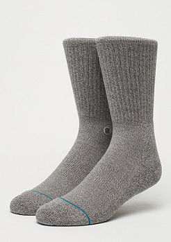 Stance Uncommon Solids Icon grey heather