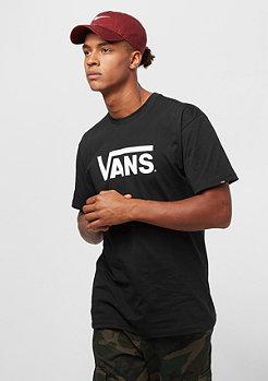 T-Shirt Classic black/white