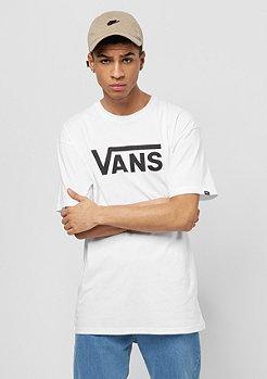 T-Shirt Classic white/black