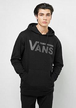 Hooded-Sweatshirt Classic black/pewter