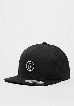 Volcom Snapback-Cap Quarter Twill black