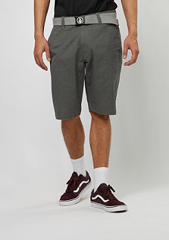 Chino-Shorts FRCKN MDRN Stretch charcoal heather