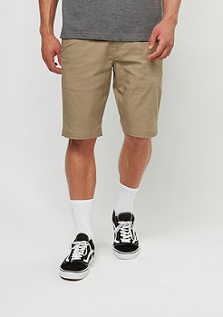 Chino-Short FRCKN MDRN Stretch khaki