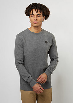 Sweatshirt SNGL Stone dark grey