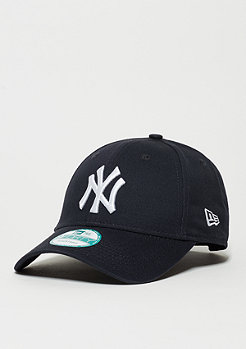 Baseball-Cap 9Forty League Basic MLB New York Yankees navy/white