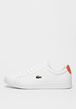 Lacoste Schuh Carnaby Evo 217 1 SPM white/dark orange