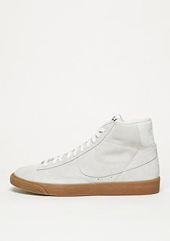 NIKE Schuh Blazer Mid-Top Premium off white/off white/gum light brown