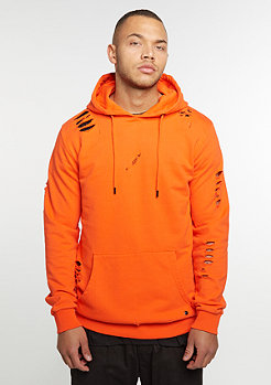Hooded-Sweatshirt Shoreditch orange/orange