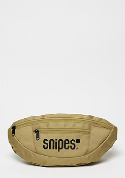 SNIPES Crossbody desert/black