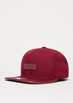 Mitchell & Ness Shadow burgundy