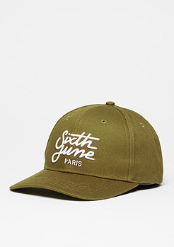 Baseball-Cap Sixth June khaki