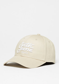 Baseball-Cap Sixth June beige