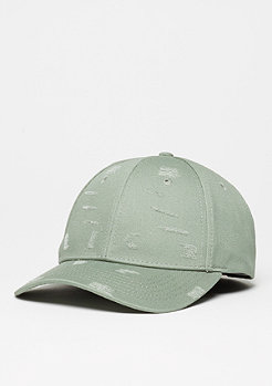 Baseball-Cap Destroyed olive