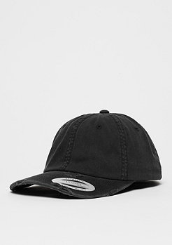 Flexfit Baseball-Cap Low Profile Destroyed black
