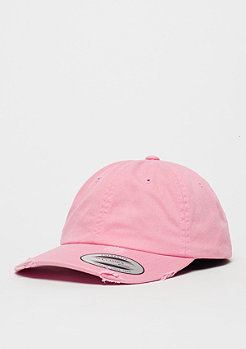 Flexfit Baseball-Cap Low Profile Destroyed pink