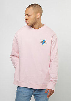 Cheap Monday Sweatshirt Victory Small Bolt pink