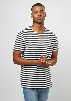 T-Shirt Standard Prep Narrow Stripe shadow