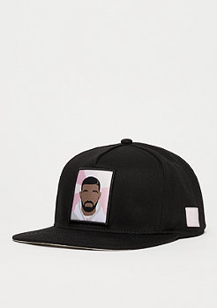 Snapback-Cap WL Real Good black