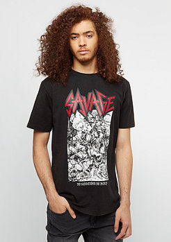 C&S WL Tee Savage black