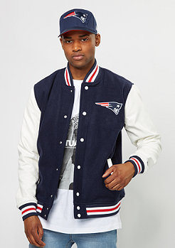 Varsity Jacket NFL New England Patriots blue/white