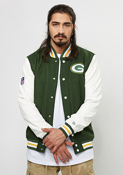 Übergangsjacke Varsity NFL Green Bay Packers green/white