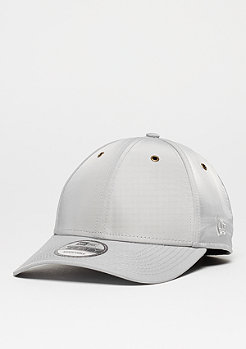 New Era Baseball-Cap Satin Pack grey