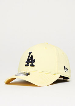 Baseball-Cap 9Forty Pastel MLB Los Angeles Dodgers yellow/navy