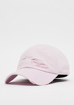 CSBL Cap Curved Ripped pink
