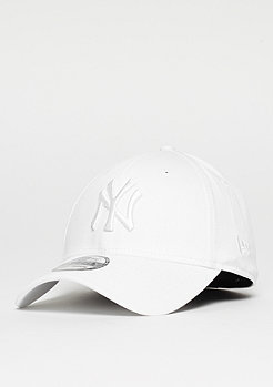Baseball-Cap 39Thirty League Essential MLB New York Yankees optic white