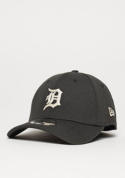 Baseball-Cap 39Thirty Chain Stitch Stretch MLB Detroit Tigers black