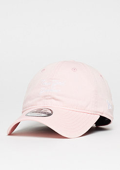 Baseball-Cap 9Forty Sunbleach Unstructured MLB New York Yankees pink