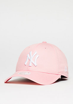 Baseball-Cap 9Forty League Essential MLB New York Yankees pink lemonade