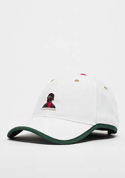 WL Cap Curved Dream$ white