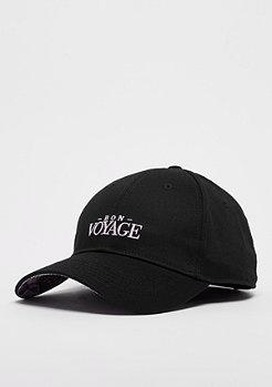 WL Cap Curved Bon Voyage black