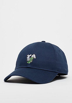 Cayler & Sons WL Cap Curved Make it Rain navy