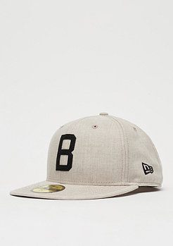 59Fifty Linen Coop MLB Brooklyn Dodgers camel